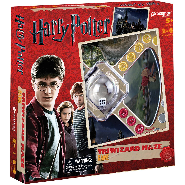 Harry Potter Triwizard Maze Game by Pressman Toy