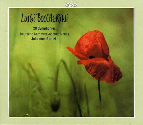 CPO L. Boccherini - Boccherini: 28 Symphonies [CD]