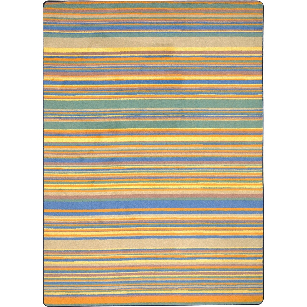 "Kid Essentials - Teen Area Rugs Latitude, 5'4"" x 7'8"", Tr..."