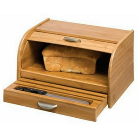 International  Bamboo Bread Box