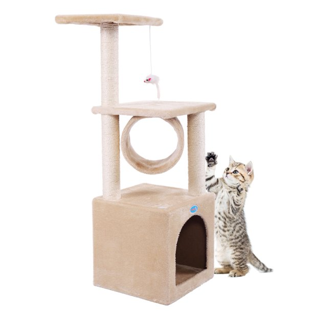 Cat Tree Condo Furniture Play Toy