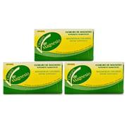 3 PACK Cloruro de Magnesio Over 600 Servings of Pure Edible Magnesium Chloride 300 grams - 10.58 oz