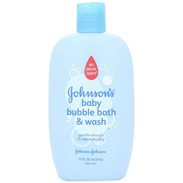 Johnsons Baby Bubble Bath , 15 Ounce