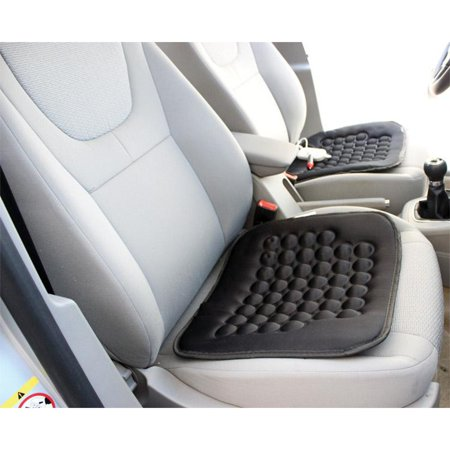 Electric Car Seat Cover Front Heated Cushion Thermal Heating Pad Black 12v 30w Winter