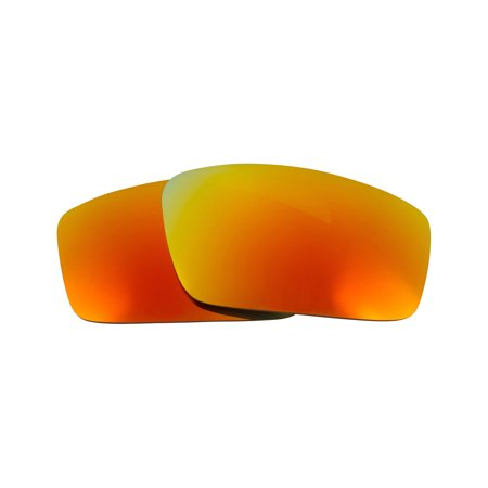 Replacement Lenses Compatible with OAKLEY SQUARE WIRE 2 (2014) Polarized (Oakley Square Wire 2.0 Polarized Lenses)
