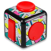 Skin Decal Wrap for Fidget Cube sticker Awesome 80s