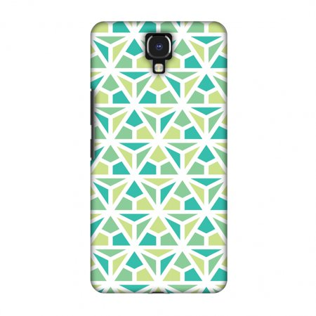 Infinix Note 4 Case - Mozaics, Hard Plastic Back Cover. Slim Profile Cute Printed Designer Snap on Case with Screen Cleaning (Best Ar 15 Cleaning Kit Review)