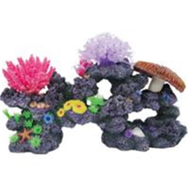 Poppy Pet 062029 15 x 6 x 8 in. Coral Reef Formation - image 1 of 1