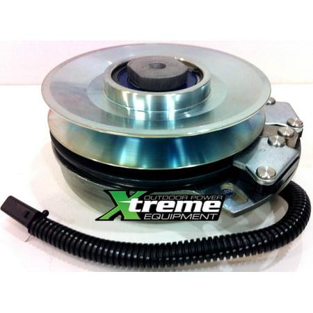 Replaces Warner 5219-104, 5219104 PTO Mower Clutch - Free Upgraded Bearings