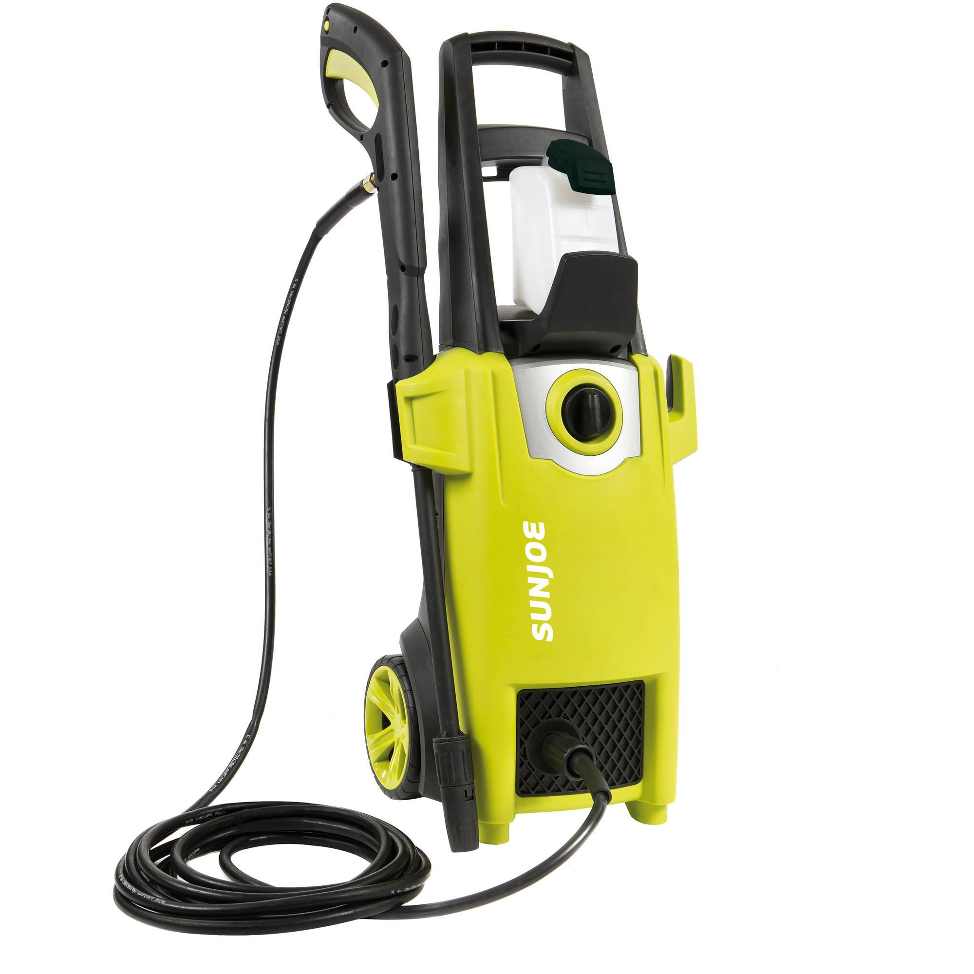 Sun Joe Pressure Joe 1740 PSI 1.59 GPM 12.5-Amp Electric Pressure Washer, SPX2000