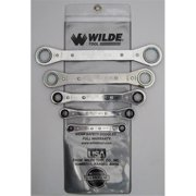Wilde Tool 885/Vr 5-Piece Ratchet Box Wrench Set Vinyl Roll