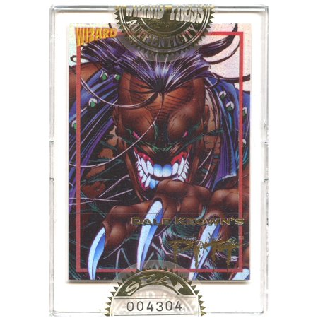Image Comics Wizard Magazine Pitt Single Trading Card [Limited Edition, RANDOM Number]