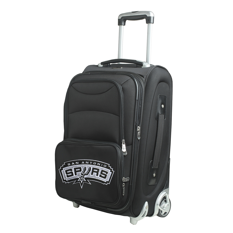 "San Antonio Spurs 21"" Rolling Carry-On Suitcase - No Size"