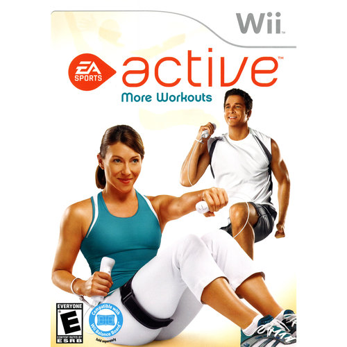 "EA Sports: Active: More Workouts (Toys""R""Us Exclusive)"