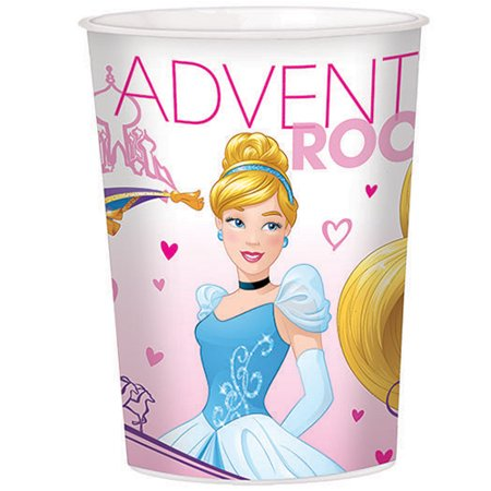 Disney Princess 16oz Favor Cup (Each) - Party - Princess Cups