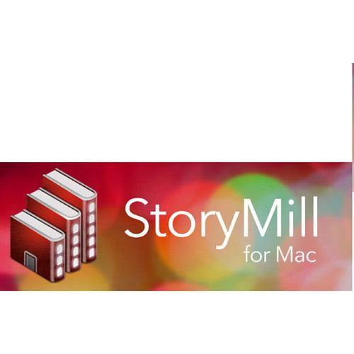 Mariner Software Storymill (Mac) (Digital Code)