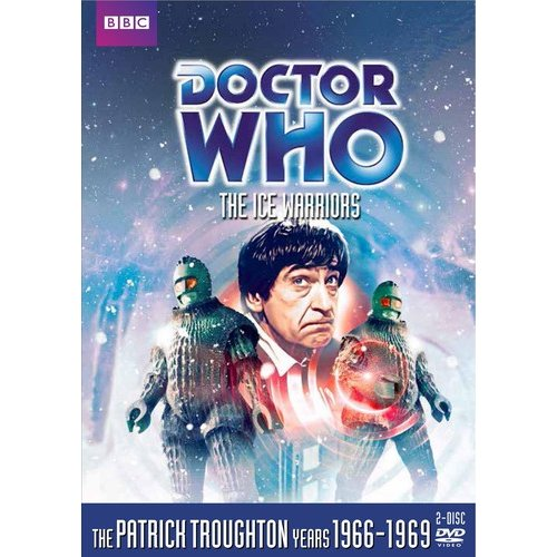 DR WHO-ICE WARRIORS (DVD)