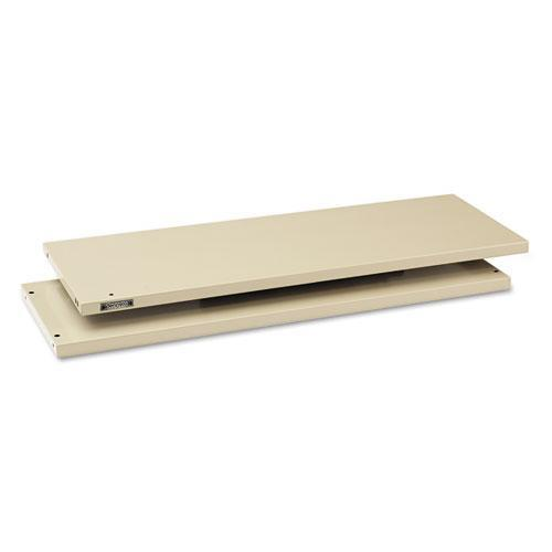 """Tennsco Corp. Add-A-Stack Top/Base,Letter,No Levelers,36""""X13-3/16""""X4"""",Sd"""