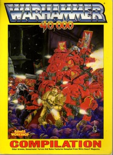 Warhammer 40,000 Compilation Used by Games Workshop