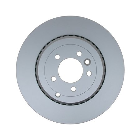 AC Delco 18A2839 Brake Disc For Land Rover Range Rover Sport, Stock Replacement