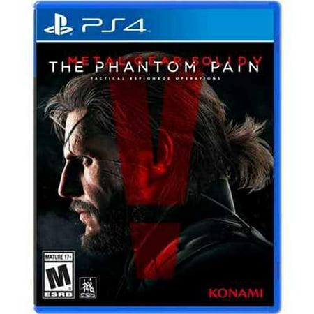 Konami Metal Gear Solid V: The Phantom Pain (PS4) -