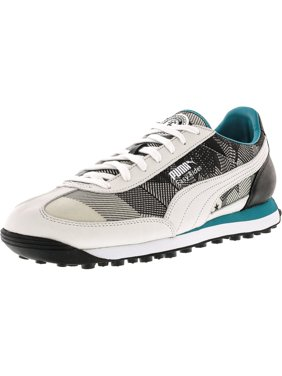 ac3e562e1490 Product Image Puma Men s Easy Rider Graphic Dp White   Navigate Ankle-High  Running Shoe - 12M