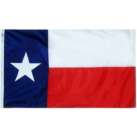 3x5' Texas Heavy Weight Nylon Flag From All Star Flags](Halloween Six Flags Fiesta Texas)