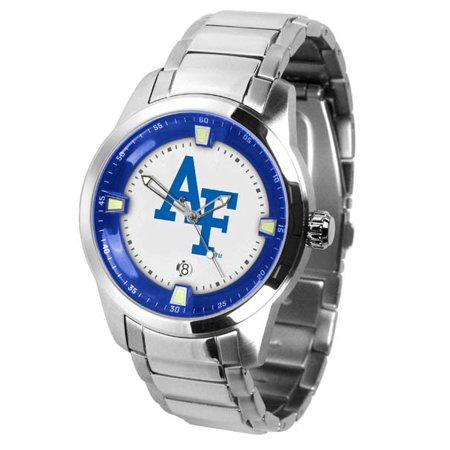 Air Force Titan Steel Watch