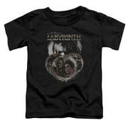 Labyrinth Globes Little Boys Shirt