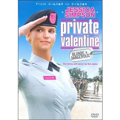 Private Valentine: Blonde And Dangerous (Widescreen)
