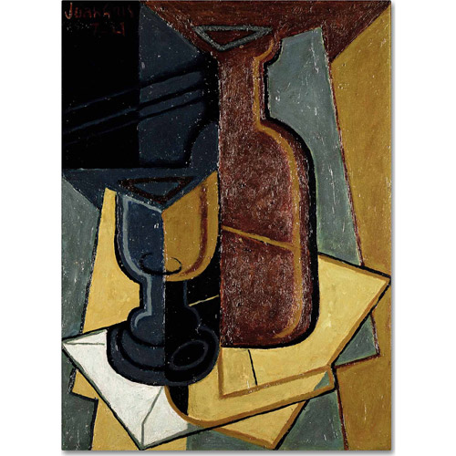 "Trademark Fine Art ""Abstract I"" Canvas Art"