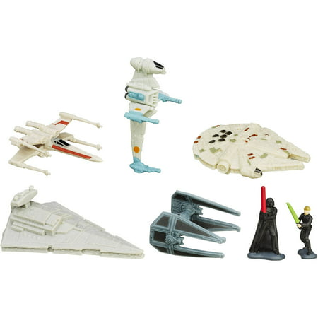 Star Wars Episode VI Micro Machines Deluxe Vehicle Pack Fall of the
