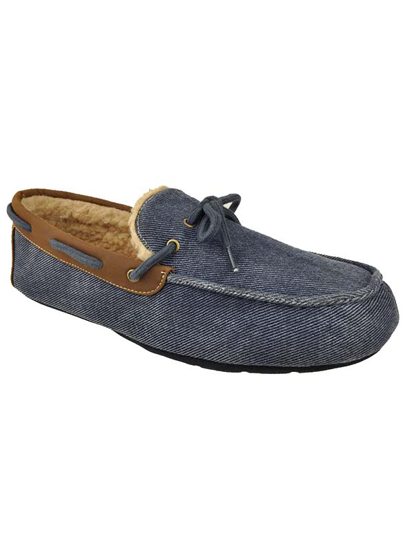Men's Driver Moccasin Slipper