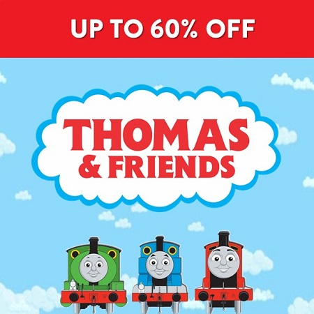 Thomas & Friends TrackMaster Percy 6-in-1 Motorized Engine Set ...