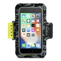 Sport-Fit Pro Armband for iPhone 8 Plus, iPhone 7 Plus and iPhone 6/6s Plus