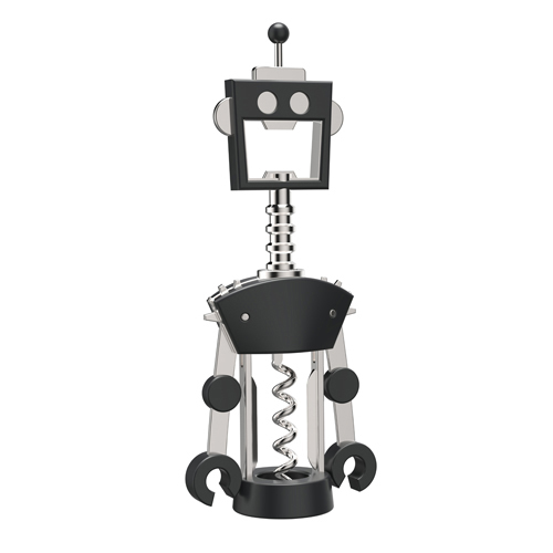 BottleBot Winged Corkscrew by TrueZoo by True Brands