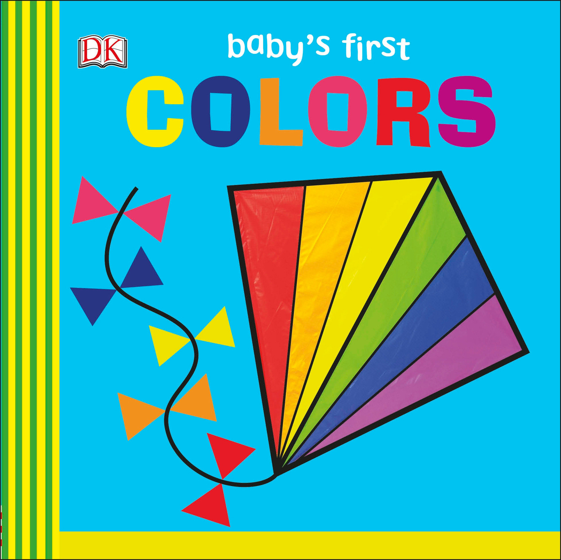 Baby's First Colors (Board Book)