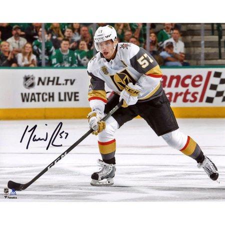 3e8501fa6b8 David Perron Vegas Golden Knights Autographed 8