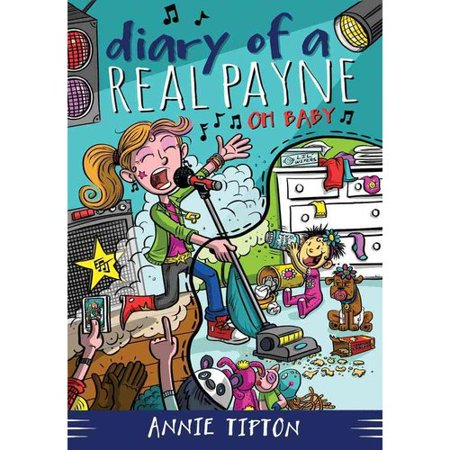 Diary Of A Real Payne Book 3  Oh Baby