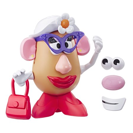 Mr And Mrs Potato Head Set (Disney/Pixar Toy Story 4 Classic Mrs. Potato Head)