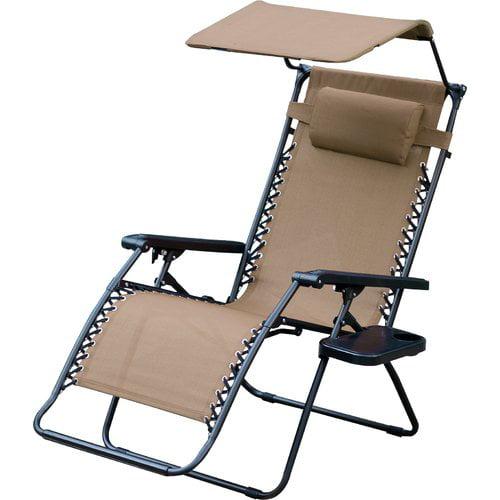Latitude Run Ragland Reclining Zero Gravity Chair
