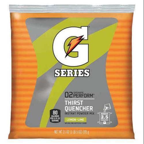 GATORADE 03969 Sports Drink Mix, Lemon-Lime