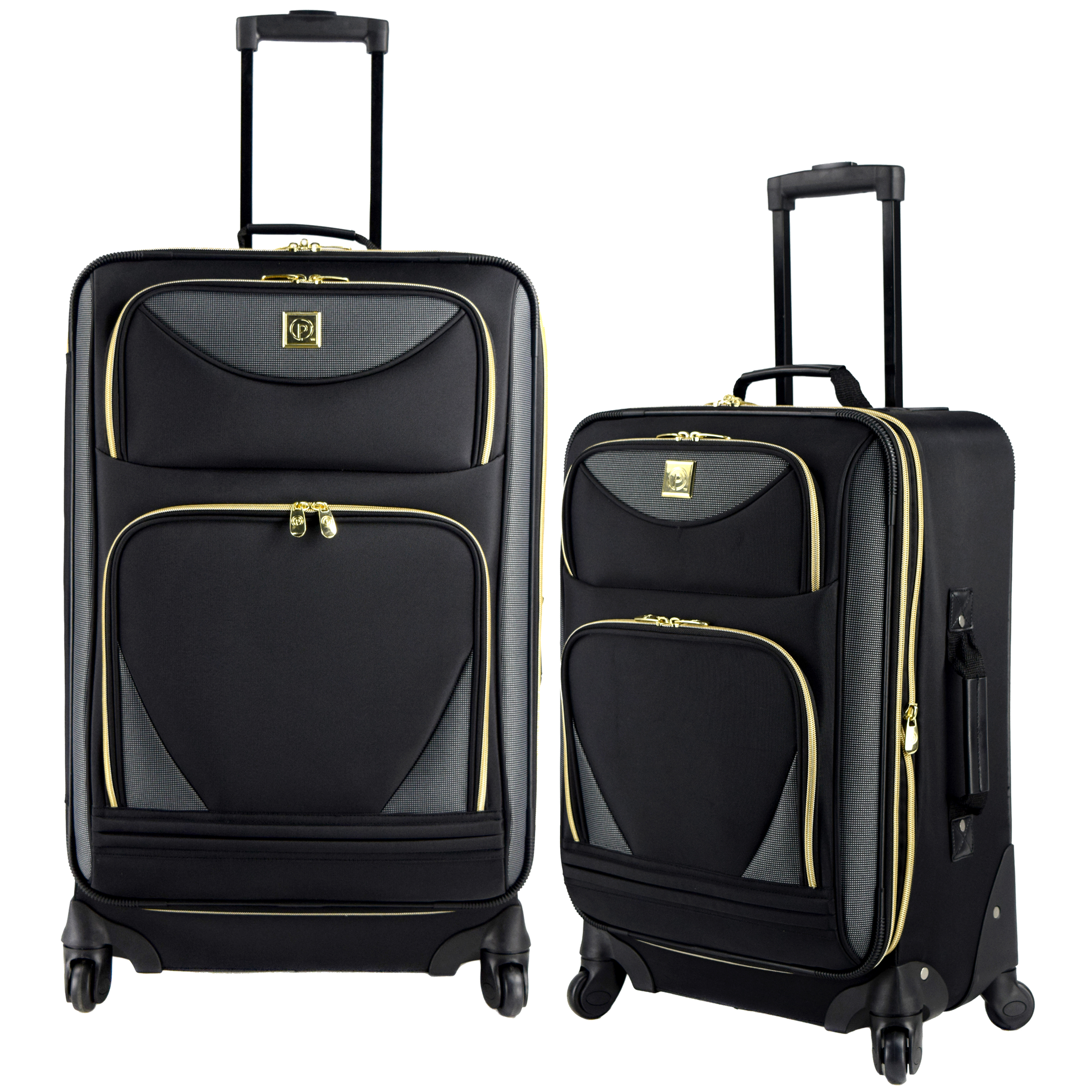 Protege 2-Piece Expandable Spinner Set Luggage