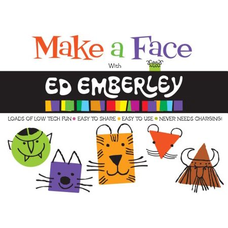 Make a Face with Ed Emberley Popular Edition](Ed Emberley Halloween)
