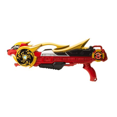 Power Rangers Super Ninja Steel Blaster - Power Ranger Toy Gun