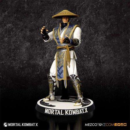 Mortal Kombat X Series 1 Raiden Action - Mortal Kombat Raiden