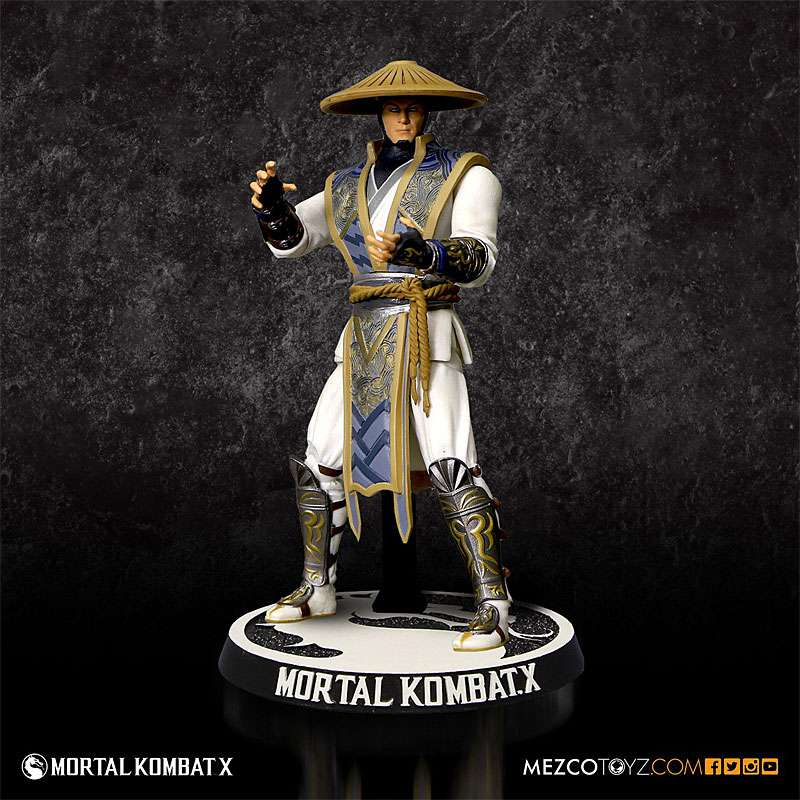 Mortal Kombat X Series 1 Raiden Action Figure