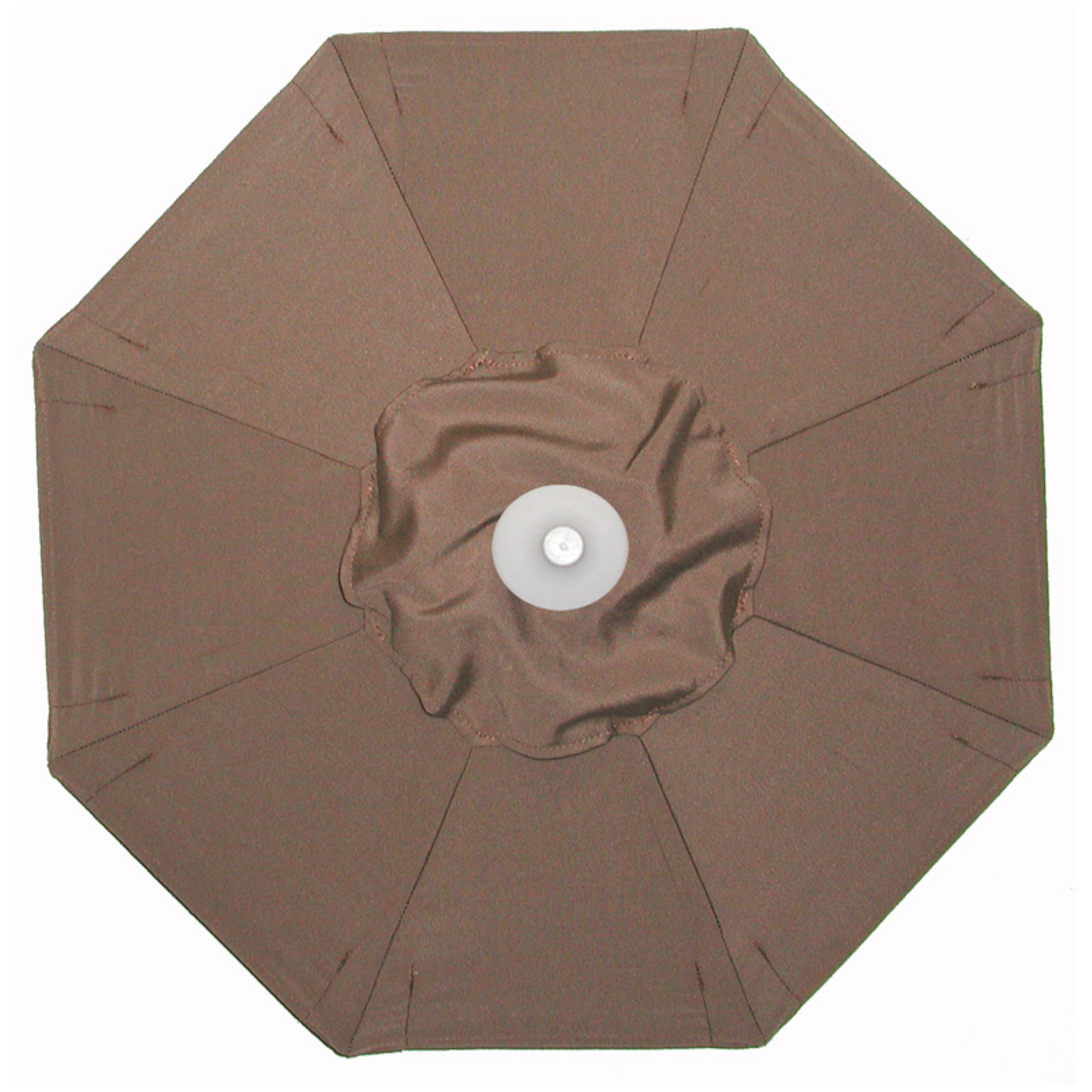 Galtech Classic 9-ft. Wood Market Umbrella