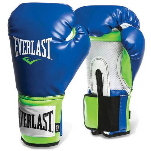 Everlast Pro Style Boxing Gloves, 14oz, Black
