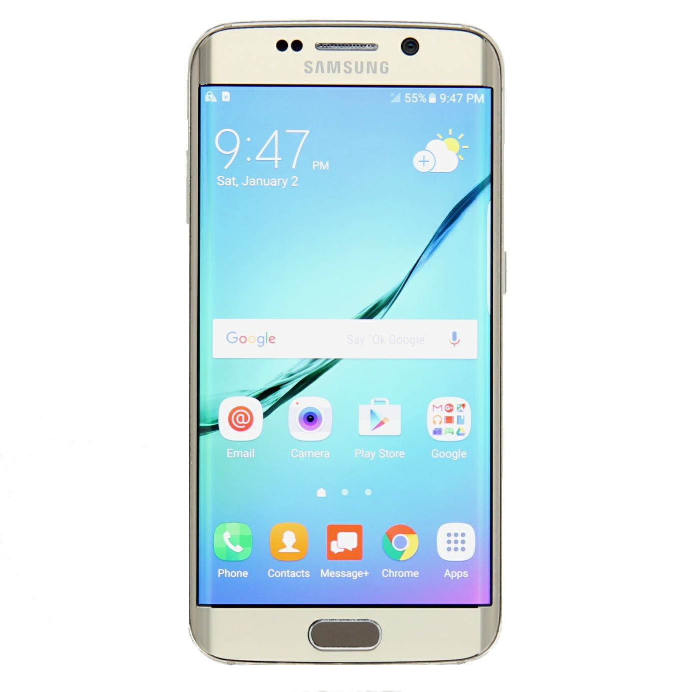 Samsung Galaxy S6 Edge SM-G925T 64GB T-Mobile - Excellent -Refurbished